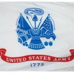 3x5 Foot U.S. Army Outdoor Nylon Flag