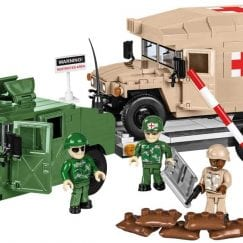 Picture of COBI NATO Recovery Mission set built.