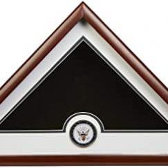 Burial Flag Display Case - Navy